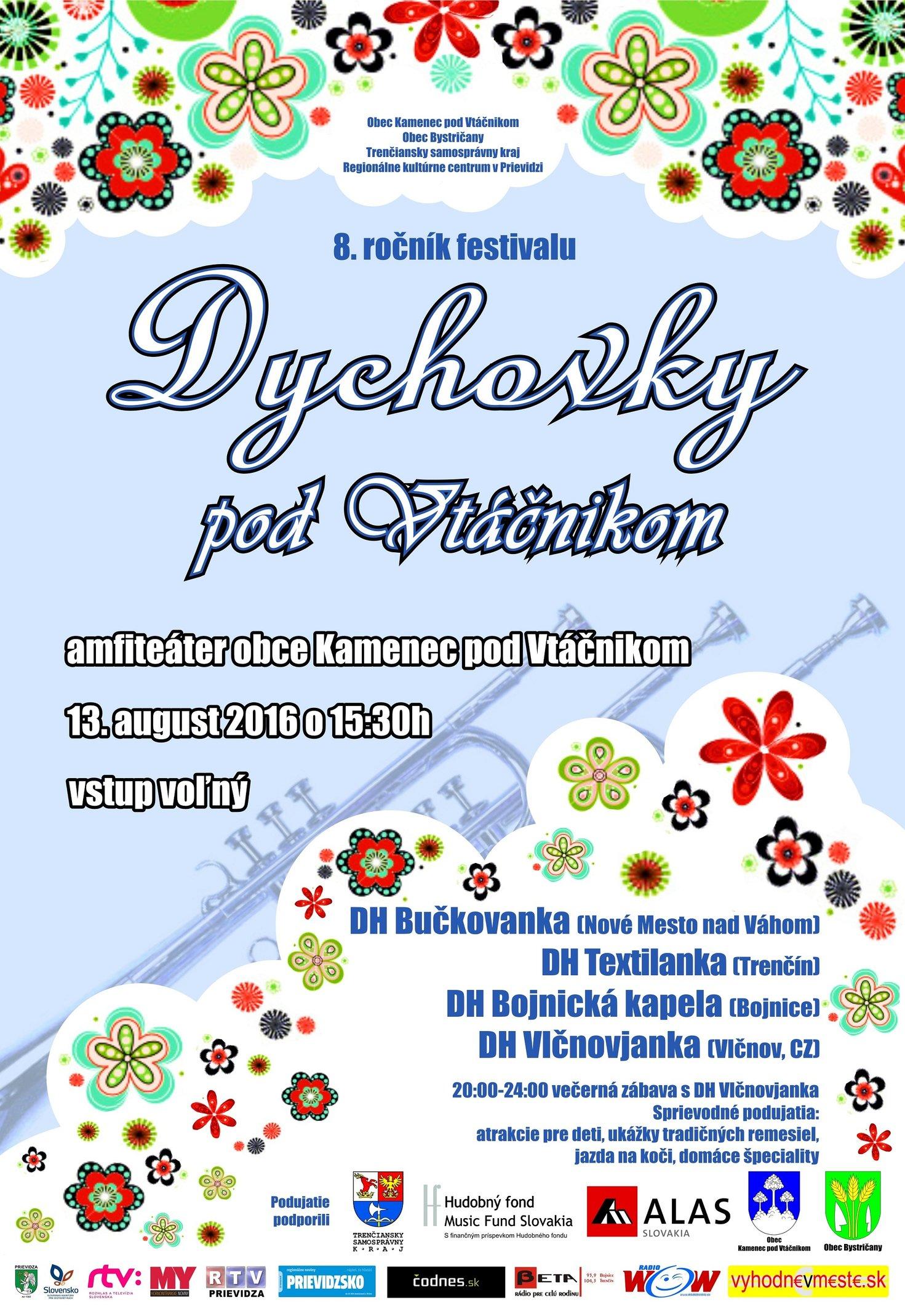 dychovky 2016